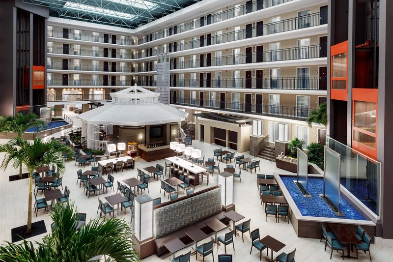 Embassy Suites Orlando - Lake Buena Vista Lobby