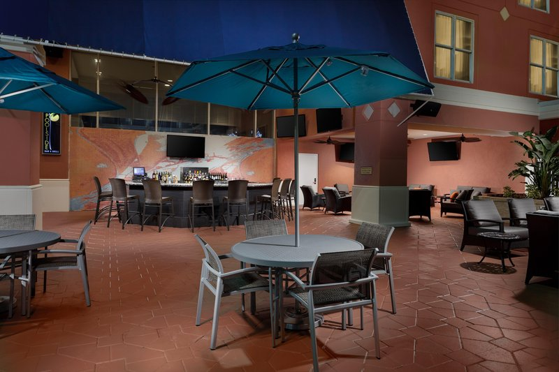 Embassy Suites Orlando - Lake Buena Vista Restauration
