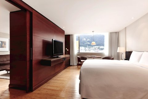 Hilton Colon Quito - King Bed Executive Suite