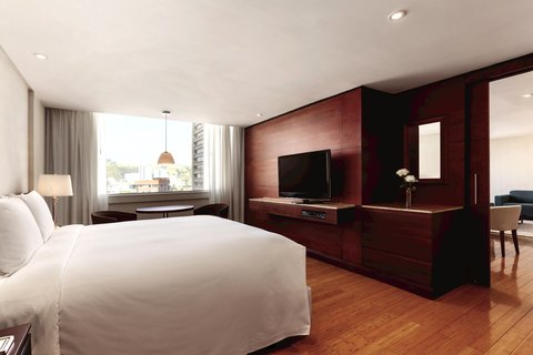 Hilton Colon Quito - King Executive Suite
