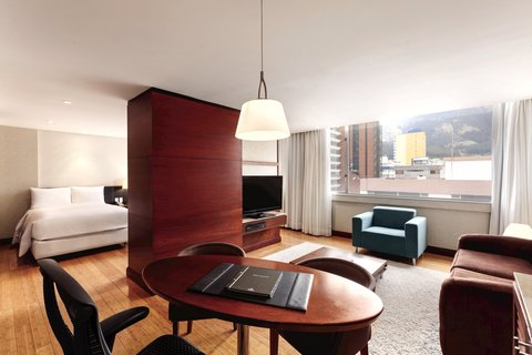 Hilton Colon Quito - Double Executive Suite