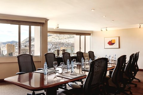 Hilton Colon Quito - Executive Lounge 2