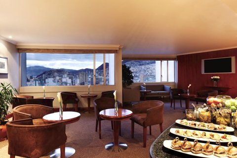 Hilton Colon Quito - Executive Lounge 1