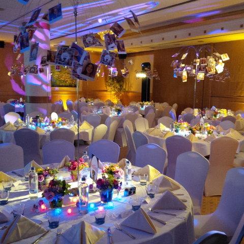 Le Chatelain Hotel Brussels - Alamansa Room Dinner