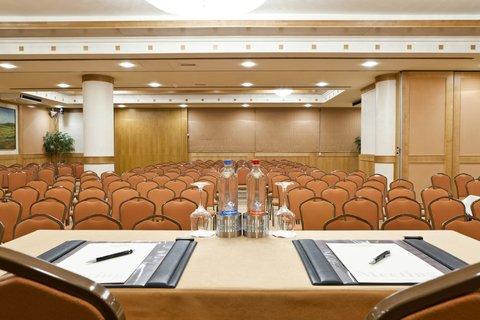 Le Chatelain Hotel Brussels - Almansa  Belmonte   Coca Theater Setup