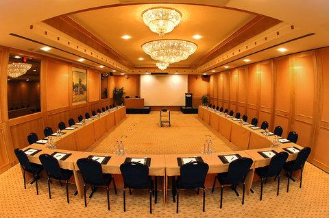 Le Chatelain Hotel Brussels - Belmonte U-Shape Setup