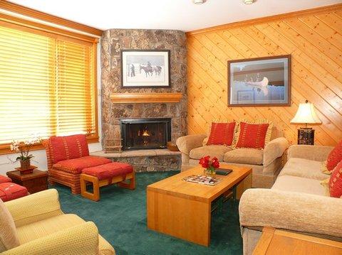 The West Condominiums - Living Room