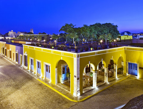 Hacienda Puerta Campeche, a Luxury Collection Hotel, Campeche - Hacienda Street View