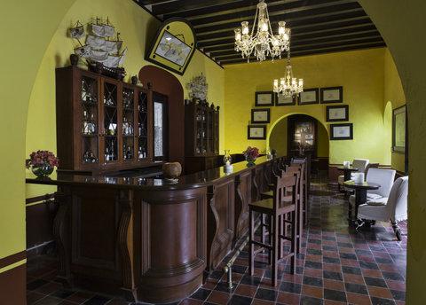 Hacienda Puerta Campeche, a Luxury Collection Hotel, Campeche - Puerta Campeche Bar