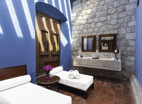 Hacienda Puerta Campeche, a Luxury Collection Hotel, Campeche - Junior Suite Bathroom