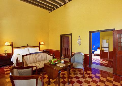 Hacienda Puerta Campeche, a Luxury Collection Hotel, Campeche - One King Bedroom
