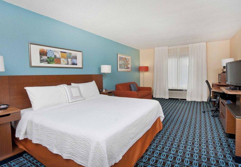 Fairfield Inn by Marriott Raleigh Airport/RTP Pokoj