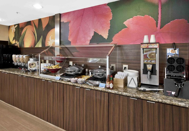 Fairfield Inn by Marriott Raleigh Airport/RTP Gastronomie
