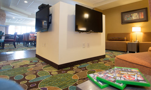 Holiday Inn Express & Suites Pocatello - Game Room
