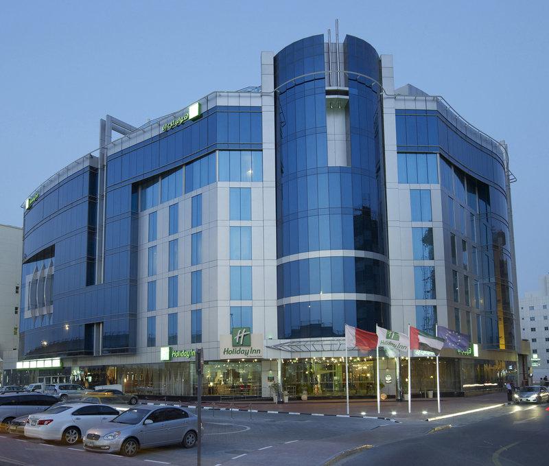 Holiday Inn Dubai-Al Barsha 外景