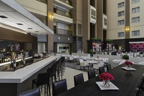 Le Meridien Dallas by the Galleria - Restaurant