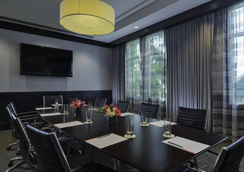 Le Meridien Dallas by the Galleria - Boardroom Meeting