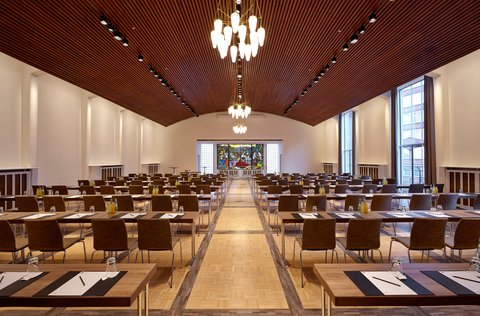 AMERON Hotel Speicherstadt Ham - Boersensaal Parlamentarisch