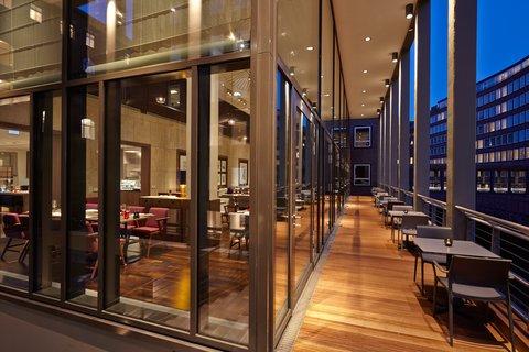 AMERON Hotel Speicherstadt Ham - Cantinetta Ristorante Balcon