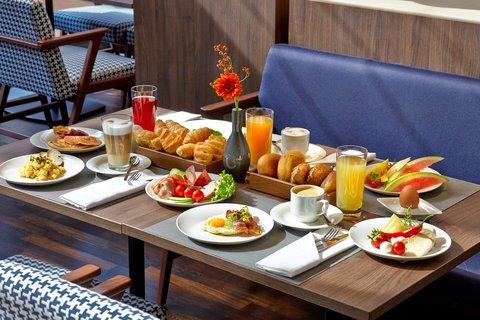 AMERON Hotel Speicherstadt Ham - Cantinetta Ristorante Breakfast