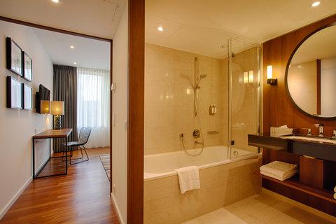 AMERON Hotel Speicherstadt Ham - SMART Yellow Premium Bathroom