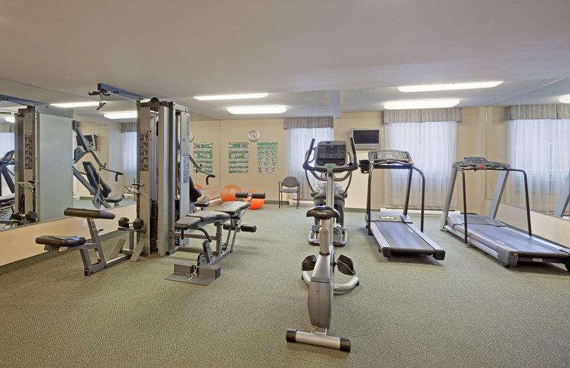 Candlewood Suites Montreal Centre-Ville Fitness-klubb
