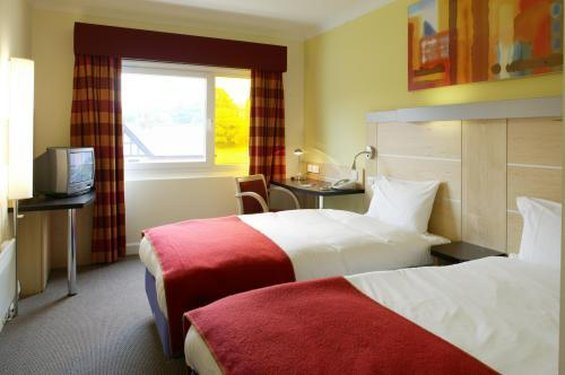 Holiday Inn Express Chester-Racecourse Muuta