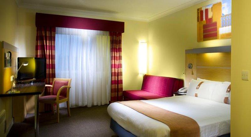 Holiday Inn Express Chester-Racecourse Huonenäkymä