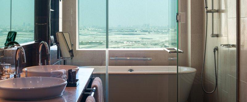 InterContinental Dubai-Festival City Chambre
