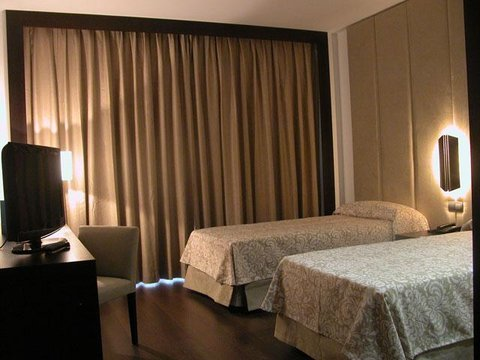 Beatriz Albacete - guest room