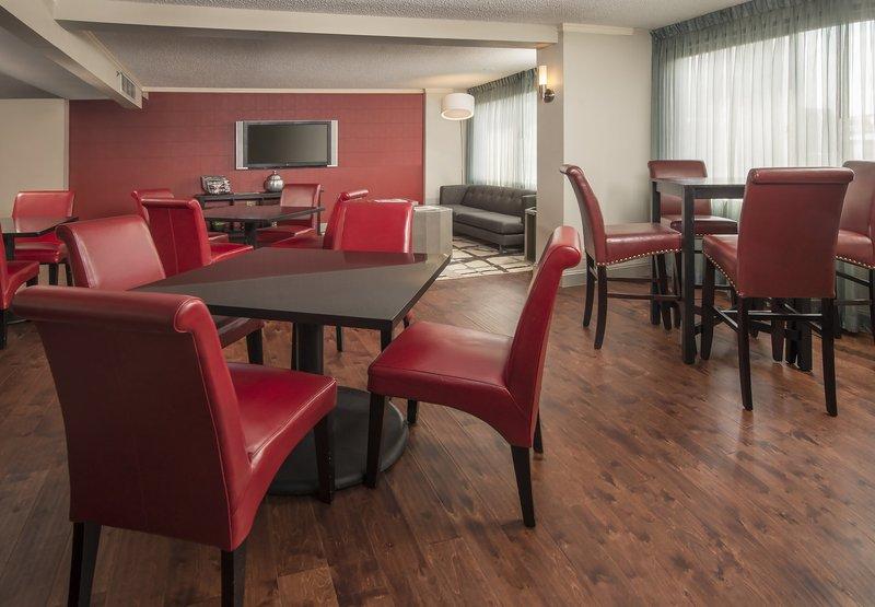Washington Marriott Georgetown Bar/lounge