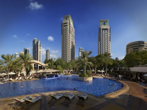 Habtoor Grand Resort, Autograph Collection - Habtoor Grand DXBPool