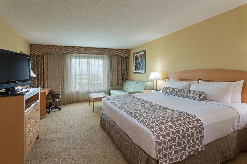 Crowne Plaza Hotel Orlando-Universal 客房视图
