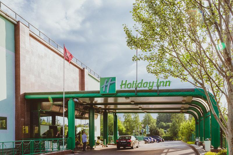 Holiday Inn  Moscow-Vinogradovo 外観