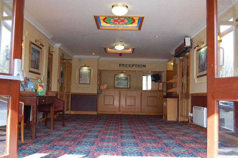 The Bridge Inn Lobby