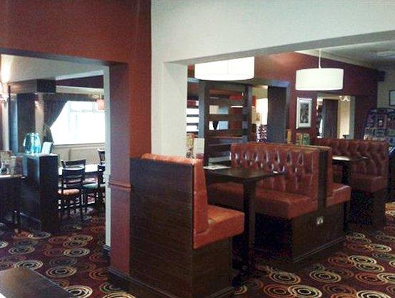 The Bridge Inn Bar/lounge