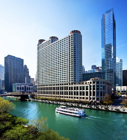 Sheraton Grand Chicago Hotel - Exterior
