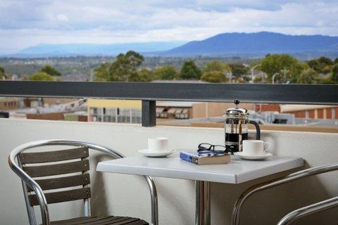 Apartments @ Ikon Glen Waverley - Balcony