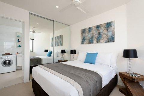 Apartments @ Ikon Glen Waverley - Bedroom