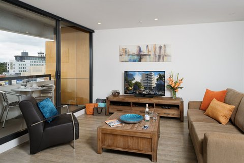 Apartments @ Ikon Glen Waverley - Guest Room