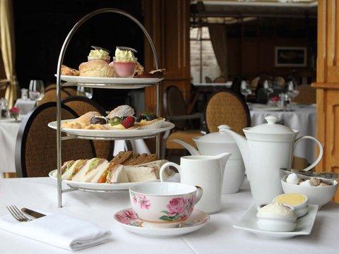 Hastings Stormont Hotel - afternoon tea