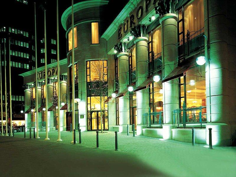 Hastings Europa Hotel Fasad