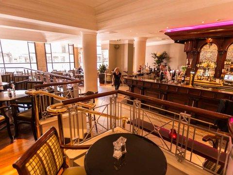 Hastings Europa Hotel - Lobby Bar