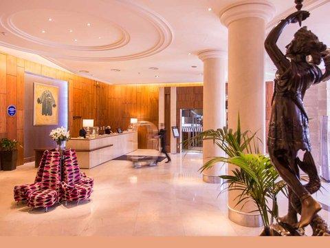 Hastings Europa Hotel - Reception