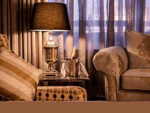 Hastings Europa Hotel - Room details
