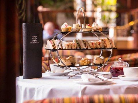 Hastings Europa Hotel - Afternoon tea