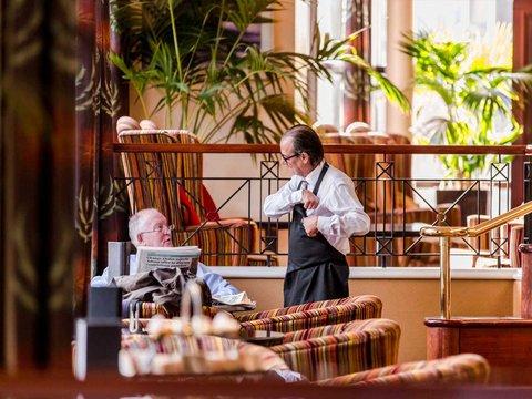 Hastings Europa Hotel - Lounge