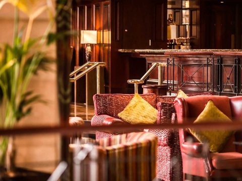 Hastings Europa Hotel - Piano Lounge