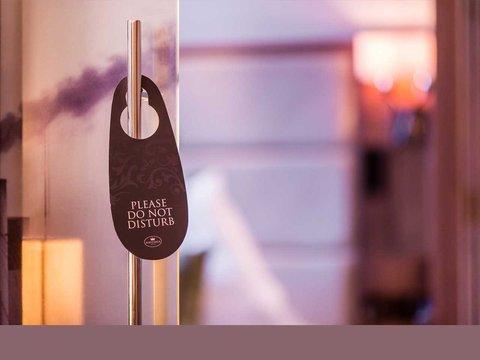 Hastings Europa Hotel - Do Not Disturb