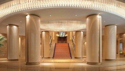 Soluxe Hotel Almaty - Lobby